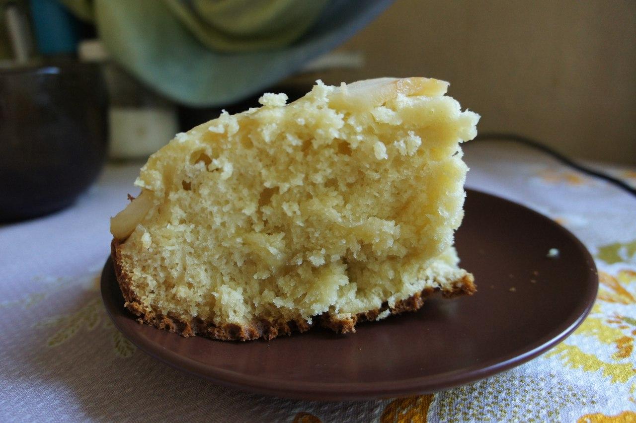 Сладкий пирог на кислом молоке рецепт пошагово