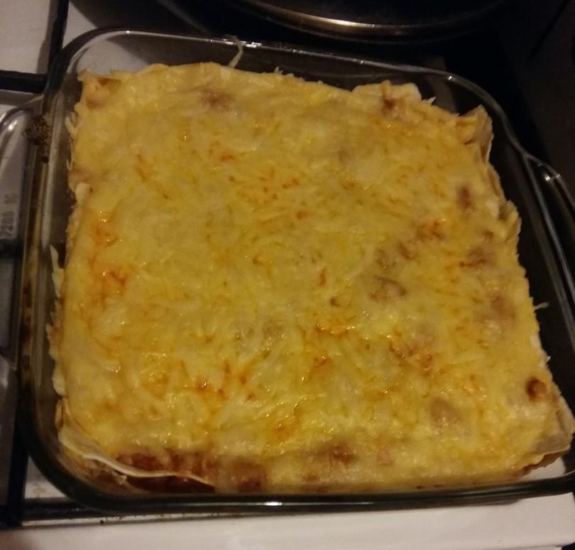 Рецепты приготовления лазаньи в домашних условиях с фото пошагово 782